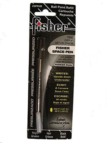 Fisher Refill Black Point Ballpoint