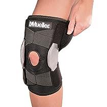 Mueller Sports Medicine Adjustable Hinged Knee Brace One Size Fi