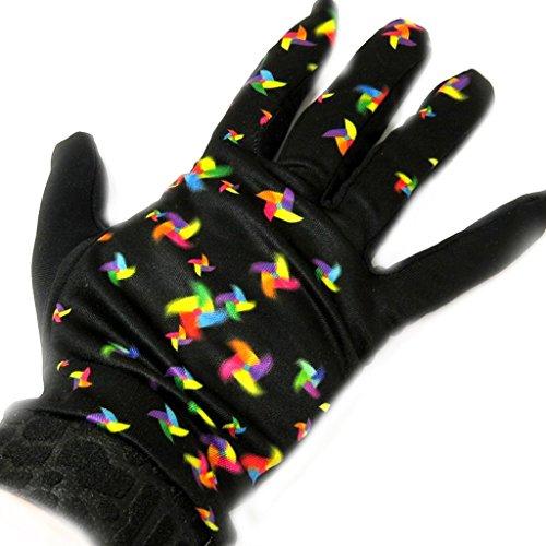足枷付属品賞賛[リリーの宝 (Les Tresors De Lily)] (Eole コレクション) [L5378] 手袋 マルチカラー