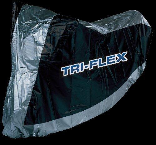 Triflex Motorcycle Indoor Outdoor Waterproof Motorbike Scooter Cover Medium BDLA