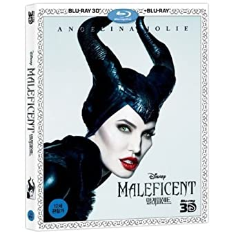 Amazon Com Maleficent 2 Disc 2d 3d Blu Ray Movies Tv