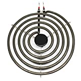 Replacement Kenmore/Sears 79093752102 8 inch 5 Turns Surface Burner Element - Compatible Kenmore/Sears 316442301 Heating Element for Range, Stove & Cooktop