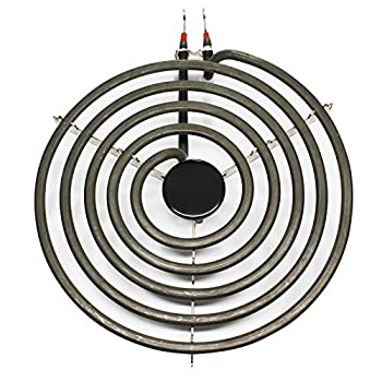 UpStart Components Replacement Frigidaire REP309CV2 8 inch 5 Turns Surface Burner Element - Compatible Frigidaire 316442301 Heating Element for Range, Stove & Cooktop