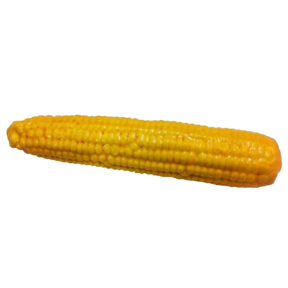 SODIAL(R) Realistic Fake Corn Artificial Decorative Vegetables Home Kitchen Decor by SODIAL(R) (Image #1)
