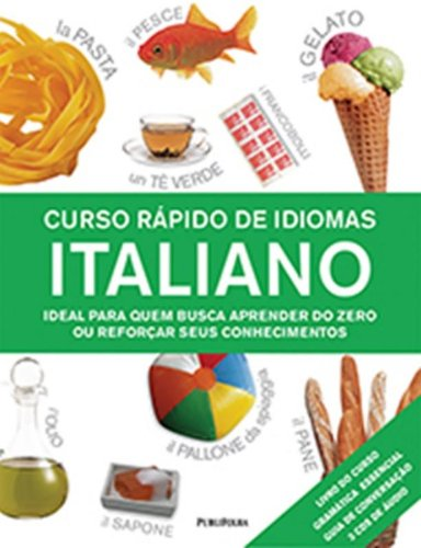 Italiano - Coleção Curso Rápido de Idiomas