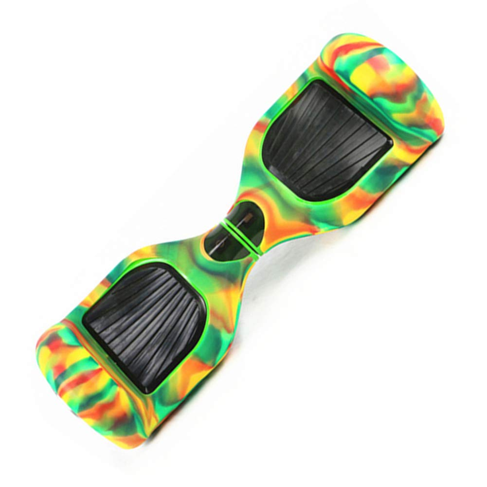 Self-Balancing Two-Wheel Scooter Skin Cover Hover Skate Board Sticker Decal