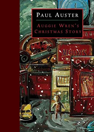 book cover of Auggie Wren\'s Christmas Story