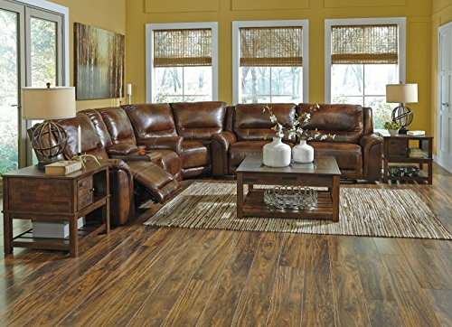 Signature Design by Ashley Jayron Living Room Set with Sofa and Loveseat