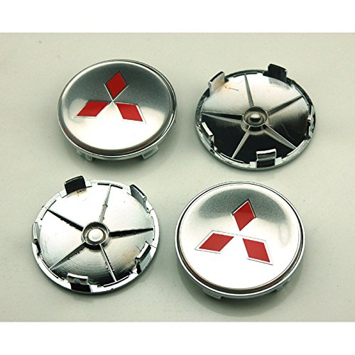 Mitsubishi eclipse amazon benzee 4pcs w024 68mm car styling accessories emblem badge sticker wheel hub caps centre cover mitsubishi lancer pajero outlander asx galant eclipse spyder sciox Gallery