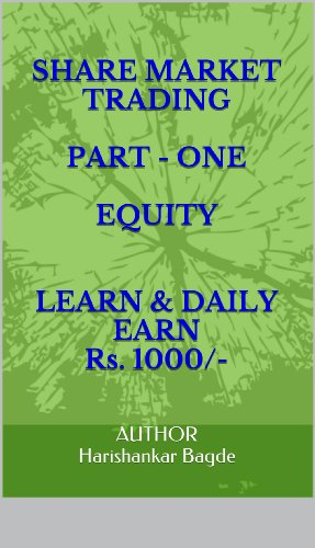 share market trading (equity trading Book 1)