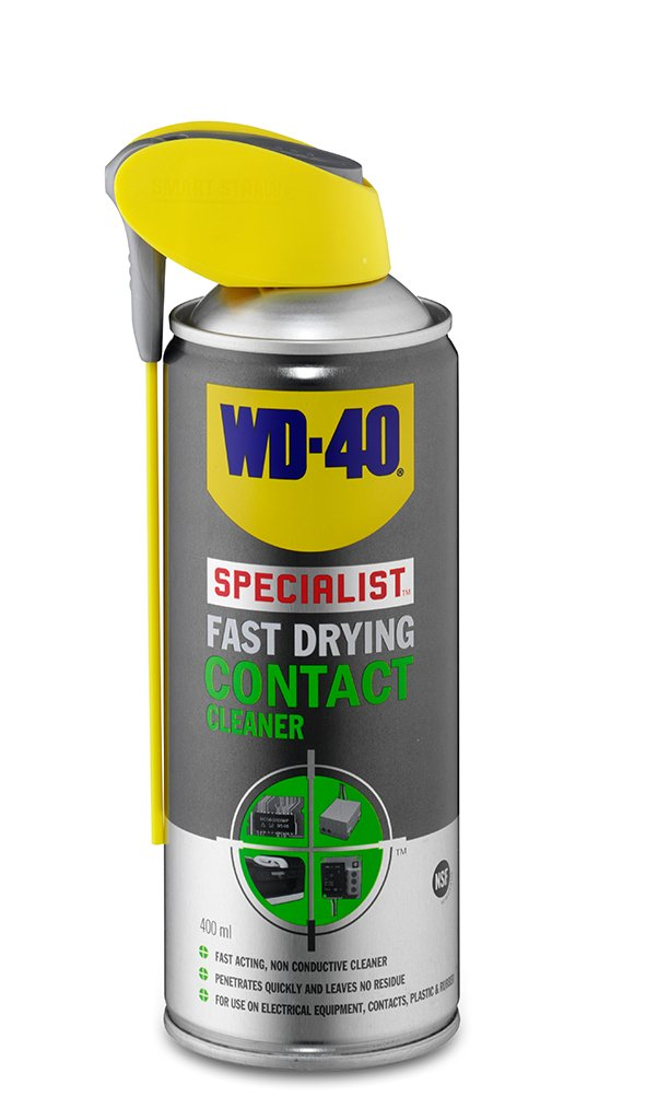 Zeer WD-40 Contact Cleaner 400ml: Amazon.co.uk: Business, Industry RD85