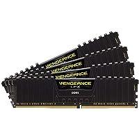 CORSAIR CMK128GX4M4D3600C18 128GB (4X32GB) DDR4 3600MHz CL18 VENGEANCE BLACK LPX SOGUTUCULU DIMM BELLEK