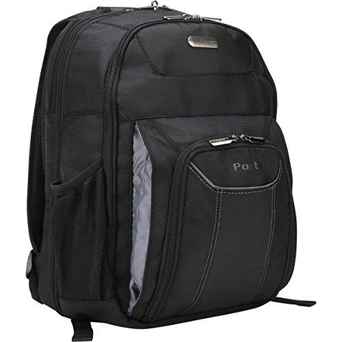 Targus Checkpoint-Friendly Air Traveler Backpack for 16-Inch Laptop, Black (TBB012US) -