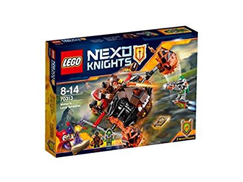 LEGO Nexo Knights 70313 - Moltors Lava-Werfer