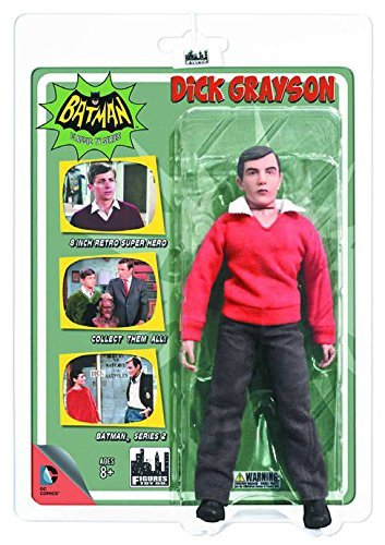 Batman Classic 1966 TV Series 2 Dick Grayson 8-Inch Action Figure