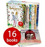 Shakespeare 16 Books Childrens Story Collection Set By Tony Ross
