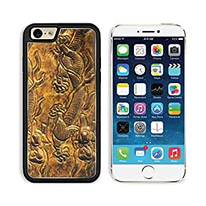 Chinese Dragons Legends Architecture Punktail's Collections iPhone 6 Cover Premium Aluminium Design TPU Case Open Ports