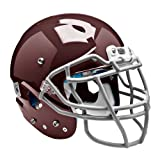 Schutt Sports Youth Vengeance DCT Football Helmet Without Faceguard, Large, Maroon