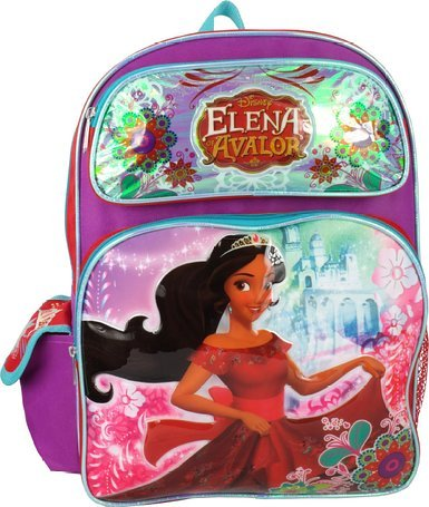 9729e99d422 Image Unavailable. Image not available for. Color  Disney Princess Elena of  Avalor Large 16 quot  Backpack