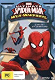 Ultimate Spider-Man Web-Warriors Contest of Champions DVD