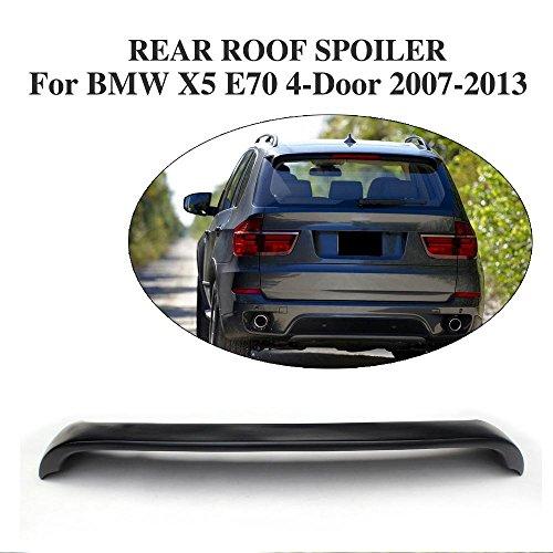 - JC SPORTLINE FRP Rear Roof Spoiler Wing Lip fits BMW X5 E70 2007-2013