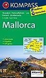 Mallorca: Wander-, Rad-, Freizeit- und Straßenkarte mit Aktiv Guide und Stadtplan Palma de Mallorca 1:8500. GPS genau. 1:75000 (KOMPASS-Wanderkarten, Band 230)