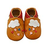 Sayoyo Baby Cloud Soft Sole Leather Infant Toddler