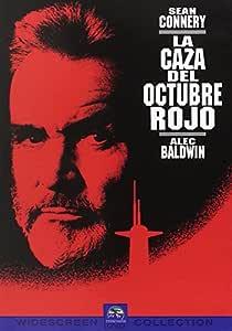 La caza del Octubre Rojo [DVD]: Amazon.es: Sean Connery