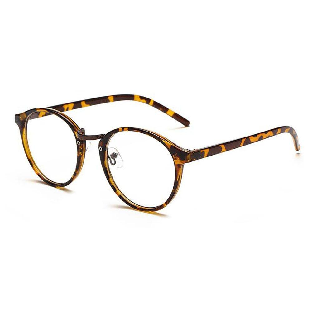 Haodasi Fashion Cat Eye Myopia Eyeglasses Short Sight Glasses Unisex Nearsighted Glasses M/änner Frauen Myopie Brille Kurzsichtbrillen Nearsighted Brille
