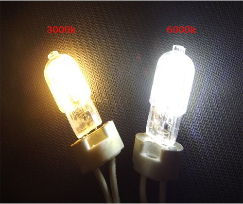Wulun, lampadine a LED G4, 2 W, CA 220 V-240 V, lampade a LED con luce bianca calda, 3.000 K, lampada alogena… 3 spesavip
