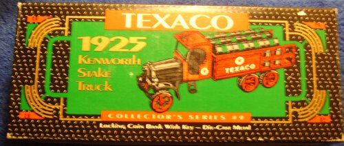 Texaco 1925 Kenworth Stake Truck-Collector's Series #9 by Texaco