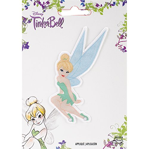 Fairy Applique - Wright Products Disney Fairies Iron-On Applique-Tinker Bell