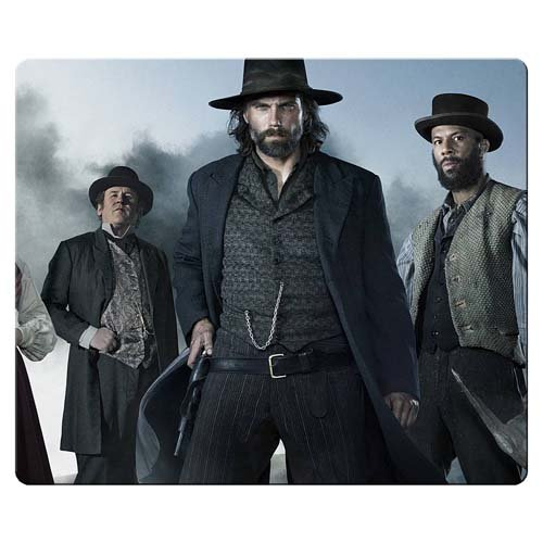 30x25cm 12x10inch gaming mouse mat rubber and cloth Nonslip Custom Pattern Hell on Wheels