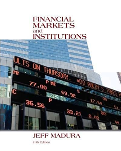 Financial markets and institutions with stock trak coupon financial markets and institutions with stock trak coupon 11th edition fandeluxe Image collections