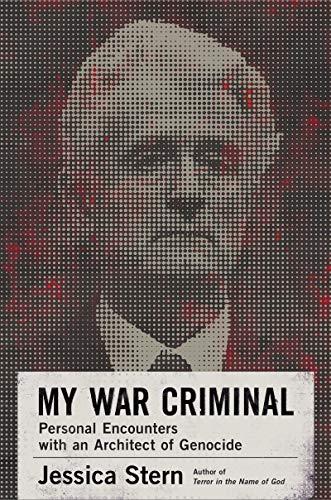 My War Criminal - Jessica Stern