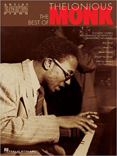 The best of thelonious monk piano transcriptions artist the best of thelonious monk piano transcriptions artist transcriptions thelonious monk 0073999723885 amazon books fandeluxe Gallery