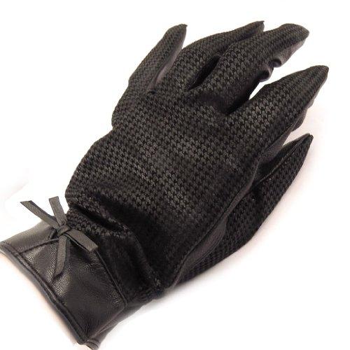 [リリーの宝 (Les Tresors De Lily)] (Scarlett コレクション) [K7593] 手袋 ブラック