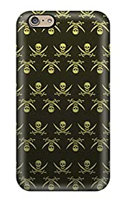 Anne C. Flores's Shop Christmas Gifts New Style Skull Premium Tpu Cover Case For Iphone 6 1370250K49500043