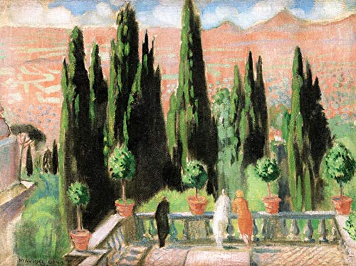 Maurice Denis Villa dEste 1928 Private Collection 30