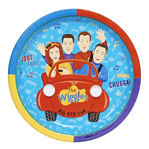 (The Wiggles Simon Emma Anthony Edible Cake Topper Image ABPID03933 - 8