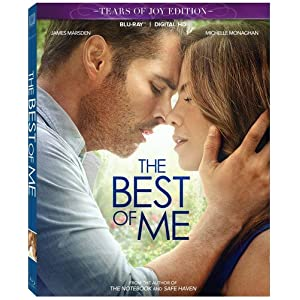 Best of Me, The Blu-ray
