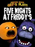 Clip: Annoying Orange Let's Play - Five Nights at Freddy's