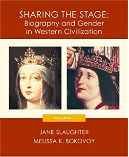 Amazon a history of western society value edition volume 1 sharing the stage biography and gender in western civilization volume i fandeluxe Choice Image
