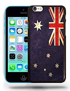 Australia National Vintage Flag Phone Case Cover Designs for iPhone 5C