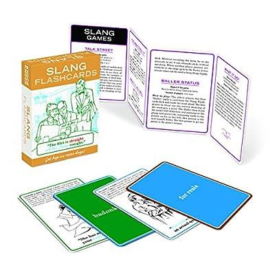Knock Knock Slang Flashcards : Slang Flash Cards : Office Products