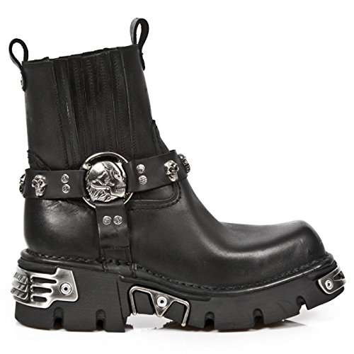 New Rock Men Biker Boots