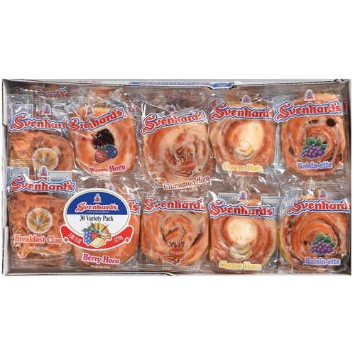 Svenhards Swedish Bakery Variety 30ct product image