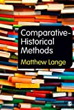 Comparative-Historical Methods, Lange, Matthew, 1849206279