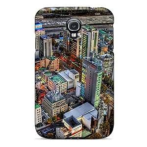 Dana Lindsey Mendez Perfect Tpu Case For Galaxy S4/ Anti-scratch Protector Case (seoul Korea In Hdr)