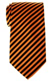 Retreez Striped Woven Men's Tie Necktie - Various Colors